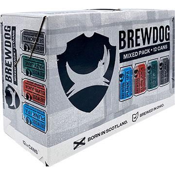 BrewDog Mixed Pack