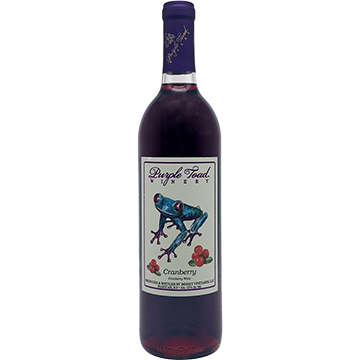 Purple Toad Cranberry