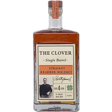 The Clover Single Barrel Straight Bourbon