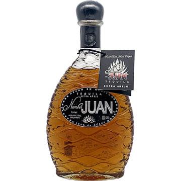 Number Juan Extra Anejo