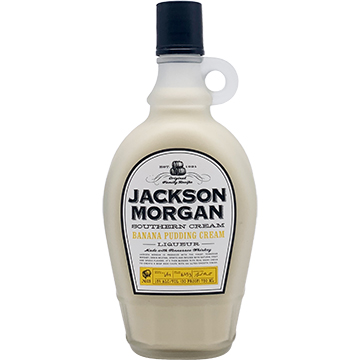 Jackson Morgan Banana Pudding Cream Liqueur