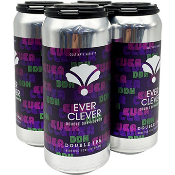Bearded Iris DDH Ever Clever
