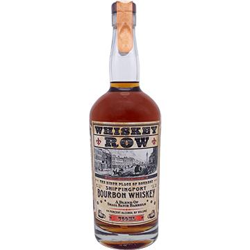 Whiskey Row Shippingport Bourbon