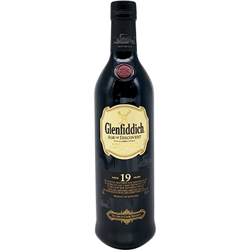 Glenfiddich 19 Year Old Bourbon Cask Reserve Single Malt