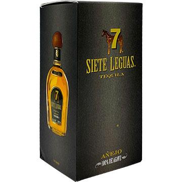 Siete Leguas Tequila Anejo