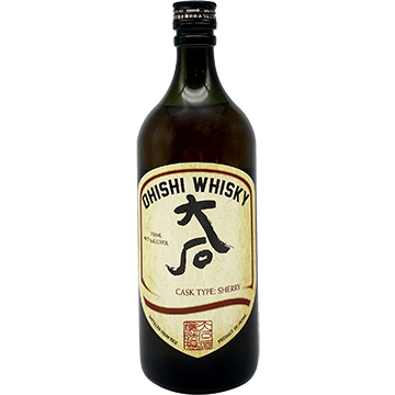 Ohishi Whiskey Sherry Cask