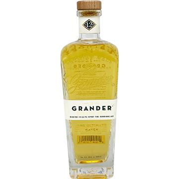 Grander 12 Year Old Rum
