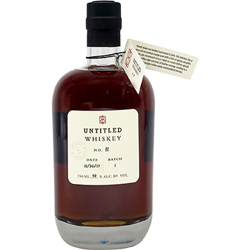 One Eight Untitled Whiskey No.11