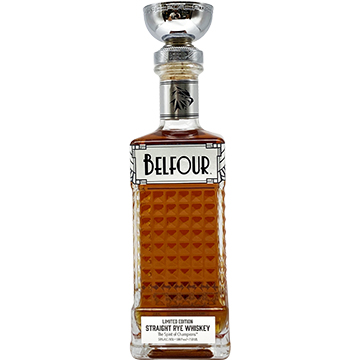 Belfour Limited Edition Straight Rye