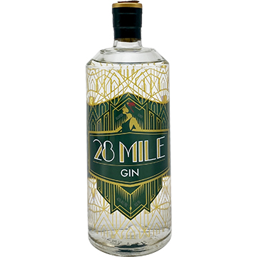 28 Mile Gin