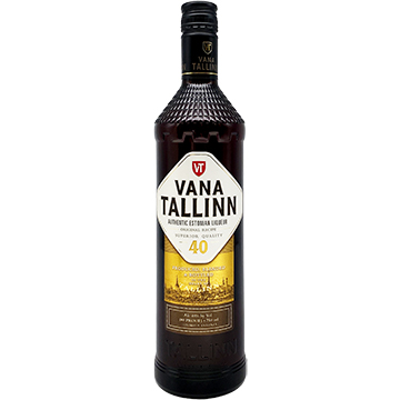 Vana Tallinn 80 Proof Liqueur