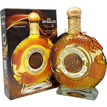 Dos Armadillos Reposado Tequila