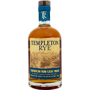 Templeton Rye Caribbean Rum Cask Finish