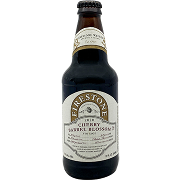 Firestone Walker Cherry Barrel Blossom 2020