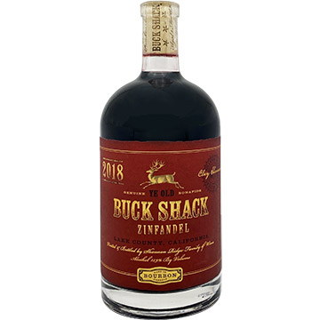 Shannon Ridge Buck Shack Bourbon Barrel Zinfandel 2018