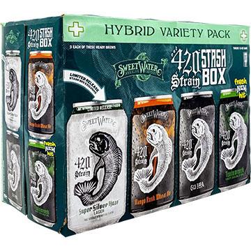 SweetWater 420 Strain Stash Box Variety Pack