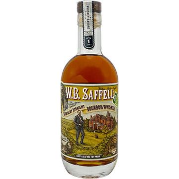 W.B. Saffell Bourbon