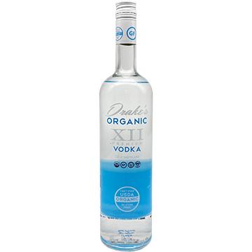 Drake's Organic XII Premium Vodka