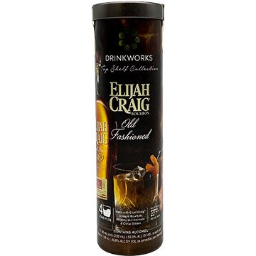 Drinkworks Top Shelf Collection Elijah Craig Old Fashioned