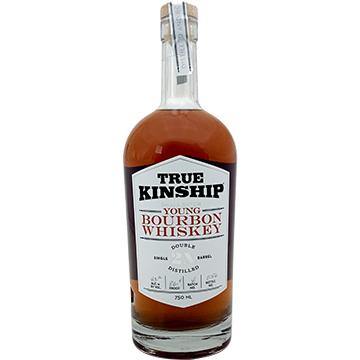 True Kinship Small Batch Young Bourbon Whiskey