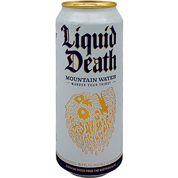 Liquid Death Mountain Water