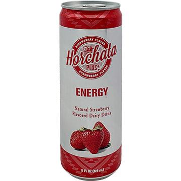 Horchata Plus Strawberry