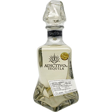 Adictivo Tequila Extra Anejo Cristalino