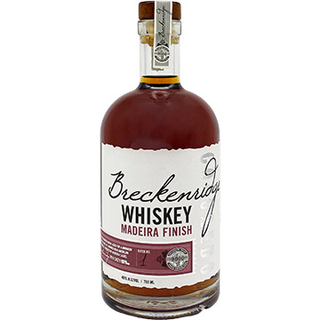 Breckenridge Madeira Cask Finish Bourbon