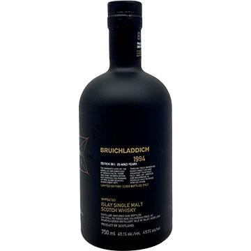 Bruichladdich Black Art 1994 Edition 08.1 Scotch