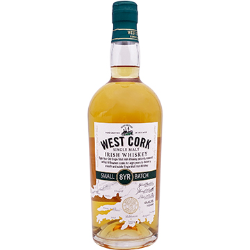 West Cork Small Batch 8 Year Old