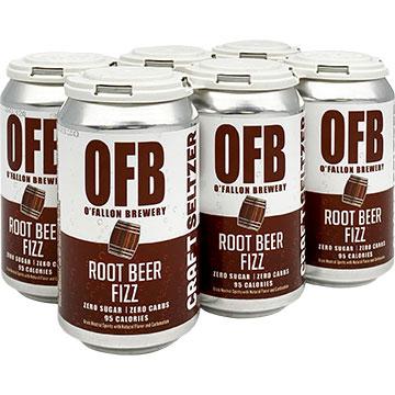 O'Fallon Root Beer Fizz Seltzer