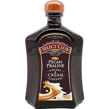 Select Club Pecan Praline Whiskey & Cream Liqueur
