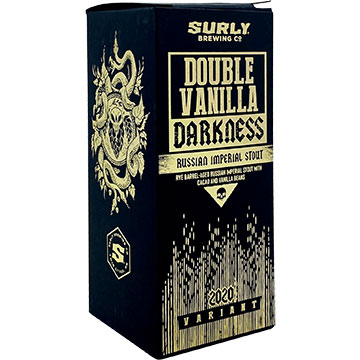 Surly Brewing Double Vanilla Darkness 2020