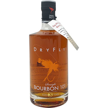 Dry Fly Straight Bourbon 101 Proof