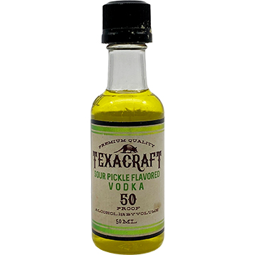 Texacraft Sour Pickle Vodka