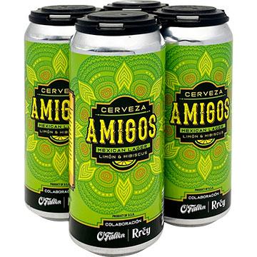 O'Fallon & Rrey Cerveza Amigos Mexican Lager