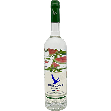 Grey Goose Essences Watermelon & Basil Vodka