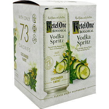 Ketel One Botanical Vodka Spritz Cucumber & Mint