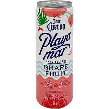 Jose Cuervo Playamar Grapefruit Hard Seltzer