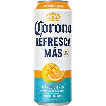 Corona Refresca Mas Mango Citrus