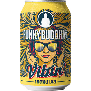 Funky Buddha Vibin' Groovable Lager