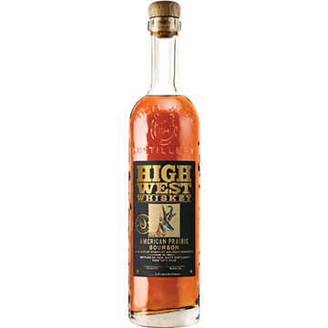 High West American Prairie Bourbon Barrel Select Whiskey