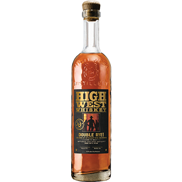 High West Double Rye Barrel Select Whiskey