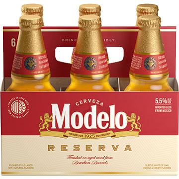 Modelo Reserva Bourbon Barrel