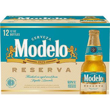 Modelo Reserva Tequila Barrel