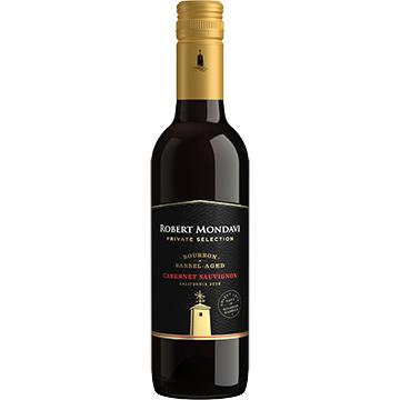 Robert Mondavi Private Selection Bourbon Barrel-Aged Cabernet Sauvignon 2018