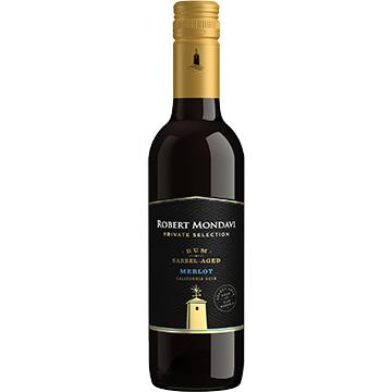 Robert Mondavi Private Selection Rum Barrel-Aged Merlot
