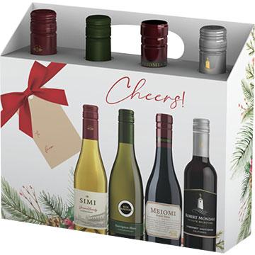 Constellation Brands Variety Wine Gift Set of Red Wine and White Wine