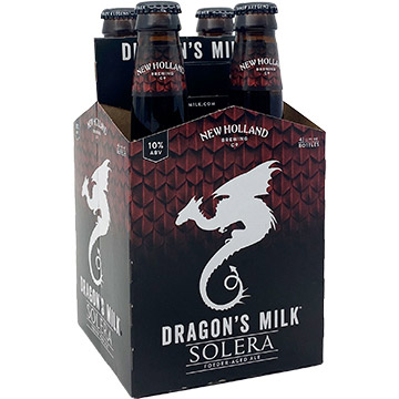 New Holland Dragon's Milk Solera