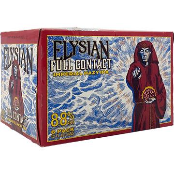 Elysian Full Contact Imperial Hazy IPA